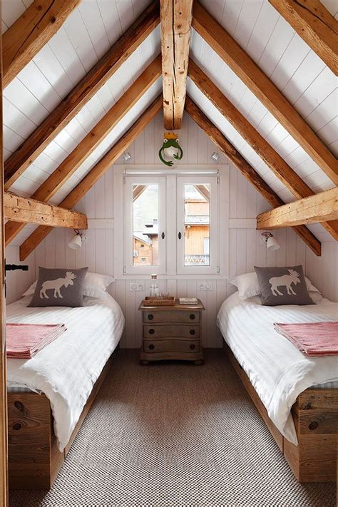 unique wooden attic ideas attic bedroom designs