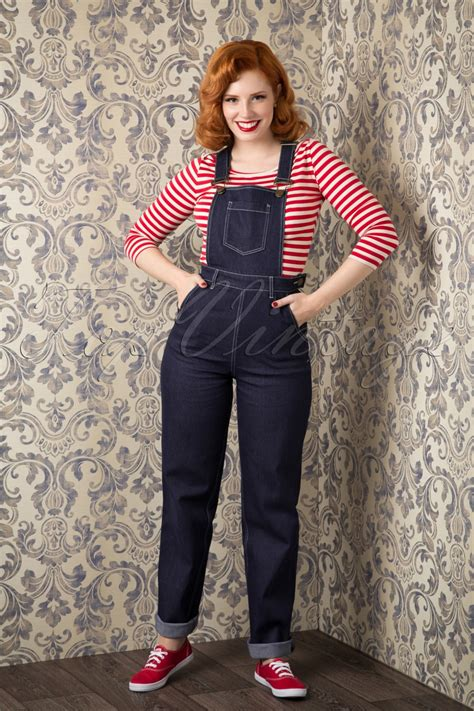 Womenu0026#39;s 1950s Pants Cigarette Capri Jeans Fashion History
