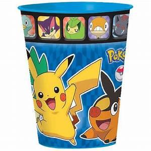 pokemon party supplies plastic souvenir favor cup