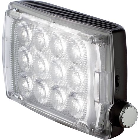 Battery Powered Light by Manfrotto Spectra500f Battery Powered Led Light Flood