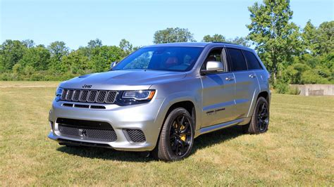 Jeep Grand Picture by 2018 Jeep Grand Trackhawk Starts At Just