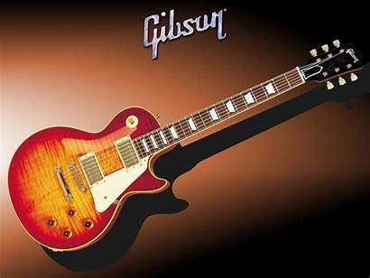 Gibson Guitar Notes Les Paul Wallpapers