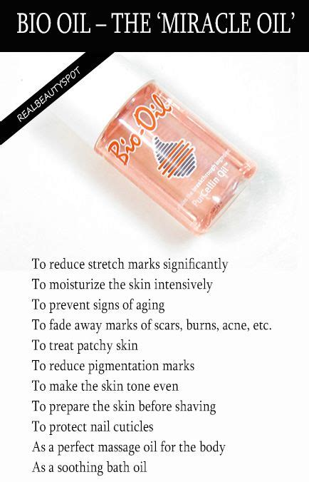 bio oil  miracle oil review beauty tips