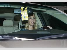 Jennifer Aniston Crashes Her Mercedes SClass After