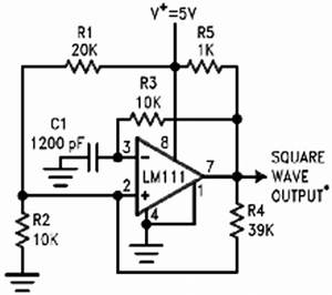 Op amp intro for Lm311 oscillator