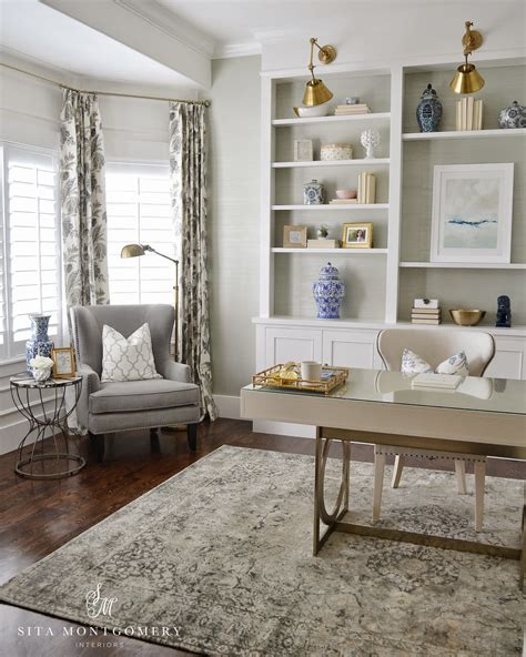 sita montgomery interiors  home office makeover reveal