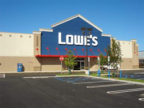 lowes nj stores lowe s ew howell