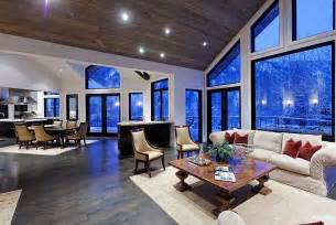 Open Space Floor Plan by How To Choose And Use Colors In An Open Floor Plan