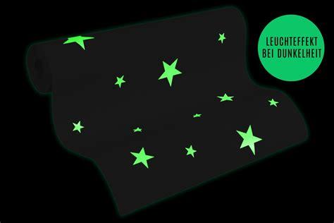 Tapete Leuchtende Sterne by Tapete Leuchttapete Leuchtende Effekt Tapete