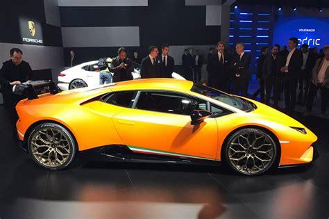 New Lamborghini Huracan Performante Revealed In Full Evo
