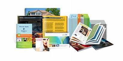 Printing Booklet Booklets Services Custom Mini Brochure