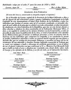 the historical archives of baja california sur their With translate official documents from english to spanish