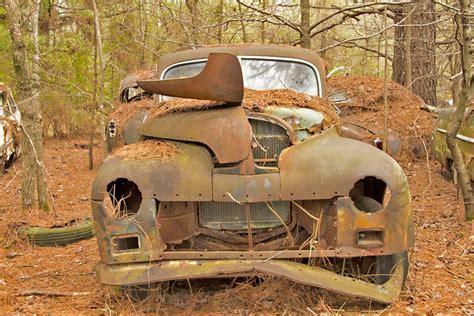 World's Largest Old Car Junkyard