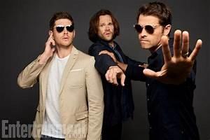 sobrenatural imagens 'Supernatural' Cast ~ EW SDCC ...