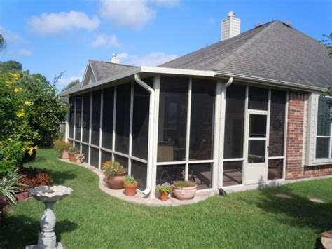 screen rooms and sun rooms patio houston by