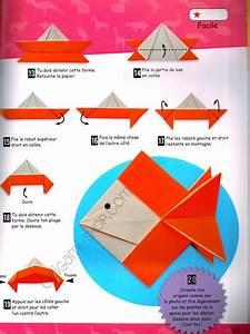 Origami Animaux Facile Gratuit : animaux en origami 24 feuilles origami ~ Dode.kayakingforconservation.com Idées de Décoration