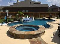 picture of a pool Custom Pool Builder | Magnolia, TX | Cypress, TX | Carnahan