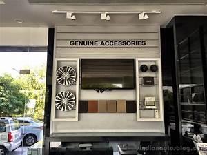 Maruti NEXA premium showroom accessories - Indian Autos blog