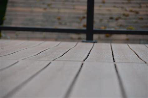 timbertech decking level issue doityourselfcom