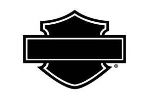 Harley-Davidson Outline Logo