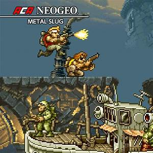 ACA NEOGEO METAL SLUG Nintendo Switch Download Software