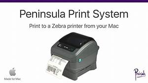 install a zebra printer on mac zebra printers on mac osx With install zebra printer