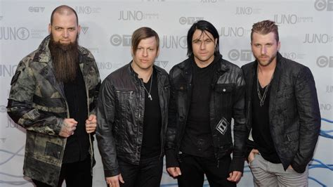 Interview Three Days Grace's Neil Sanderson On 'outsider', The Future Of Rock & Back Packing In