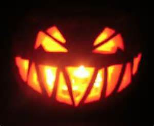 Scary Faces For Pumpkin Carving by Simple Yet Scary Pumpkin Carving Faces Lauren Q Hill