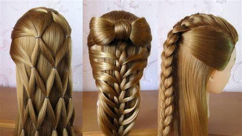 coiffures faciles coiffures pour tous les jours