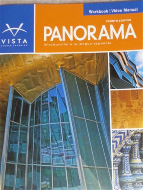 Panorama, 4th Ed, 2volume Version  Student Edition Vol 2