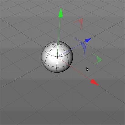 Sphere Rotation Position Spherical Change Calculate Math
