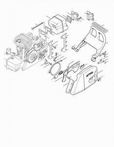 Stihl Bg55 Parts Diagram