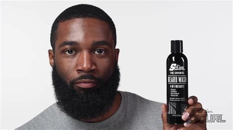 How To Use Scurl Beard Products For Grooming