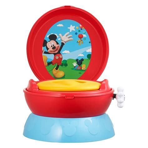 amazon com the first years disney baby mickey mouse 3 in