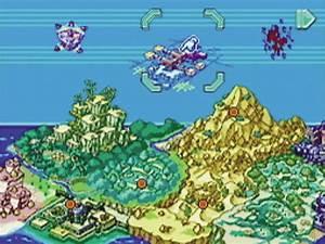 All Digimon World Dawn Screenshots For Nintendo Ds
