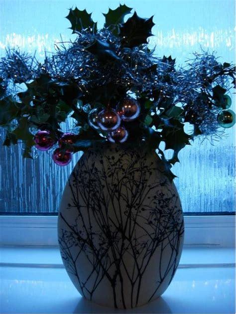 artificial christmas flowers great christmas centerpiece