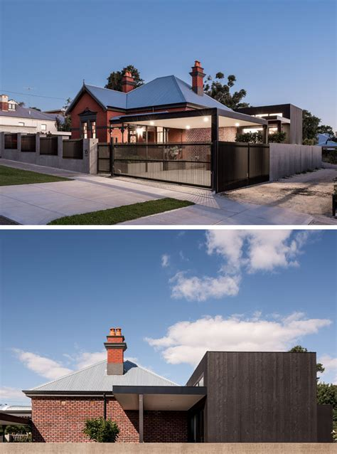 contemporary renovation    year  home  australia