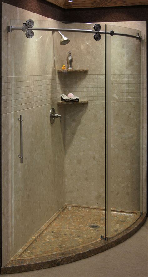 Shower Walls And Base by Shower Bases Shower Walls