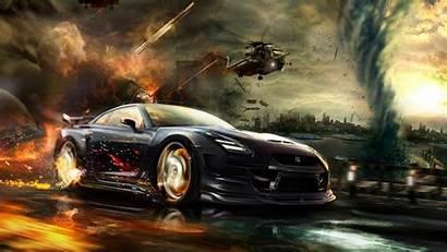Cars Digital Artwork Nissan Gt Wallpapers Cool