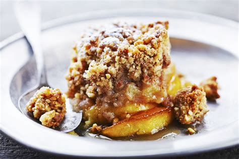 Serve in a chilled glass and enjoy serves 1 visit the link below to learn the Classic Apple Crisp - Dr. Kellyann