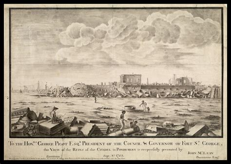 siege dauphin siege of pondicherry 1760