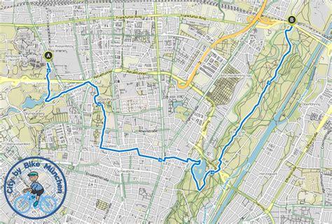 navi adresse englischer garten münchen city by bike m 252 nchen olympiapark englischer garten