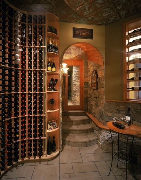 wine cellar traditional wine cellar omaha
