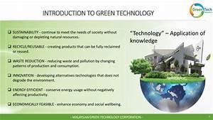 PPT - - MALAYSIAN GREEN TECHNOLOGY CORPORATION ...