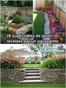 Idee Deco Jardin : 28 super id es de jardin r v l es par un paysagiste ~ Mglfilm.com Idées de Décoration