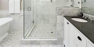 Receveur Salle De Bain : les diff rents mat riaux pour un receveur de douche marie claire ~ Melissatoandfro.com Idées de Décoration