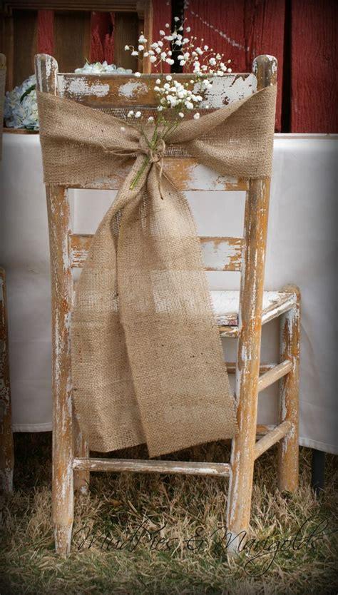 chaise mariage 10 décorations de chaises de mariage à tomber mariage com