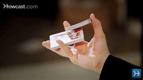 shuffle card shuffling tricks card tricks