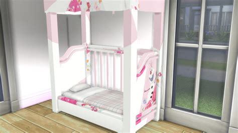 disney crib bedding presenting my sims 4 toddler bed retexture the sims forums