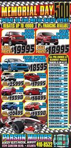 Memorial Day Sales Event – Instant Events Automotive ...
